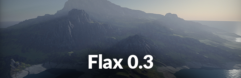 Flax 0.3 Released