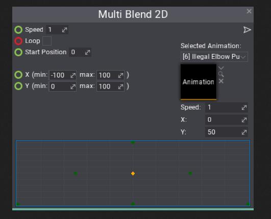 Multi Blend 2D