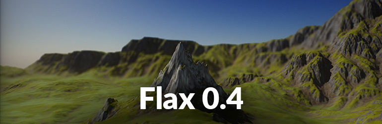 Flax 0.4 Released
