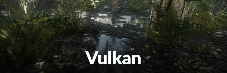 Vulkan support
