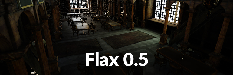 Flax 0.5 Released