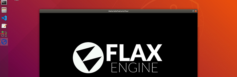 Flax on Linux