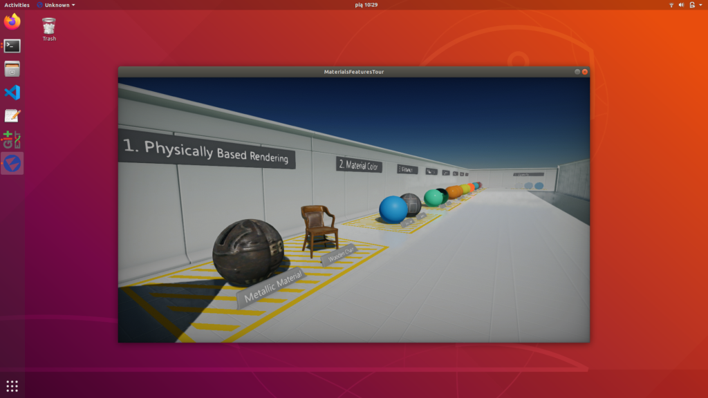 Flax Engine игровият енджин вече поддържа и Linux 1