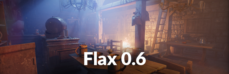 Flax 0.6 Released